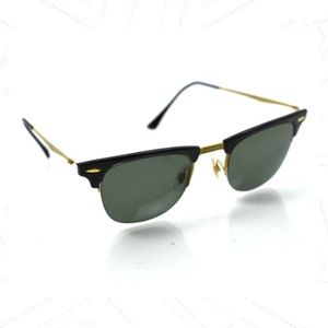 RAY BAN Light Ray Clubmaster Sunglasses RB 8056